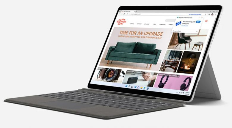 The new Surface Pro X (2021)
